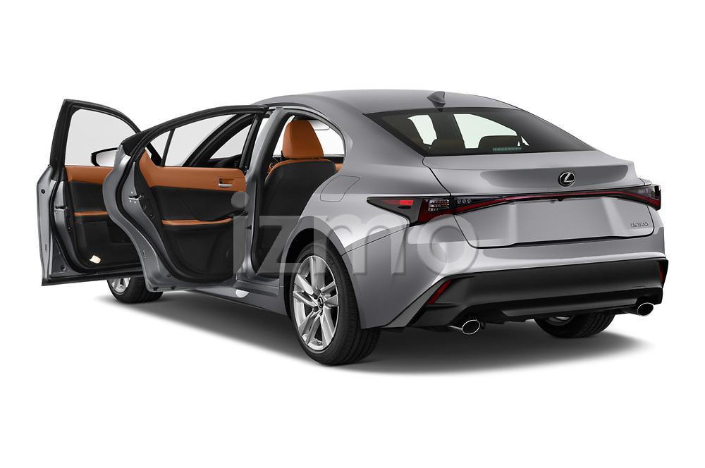 Car images of 2021 Lexus IS 300 4 Door Sedan Doors