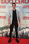 "Ruben Corvo, during Premiere Cold Pursuit ""Venganza Bajo Cero"" at Capitol Cinema on July 15, 2019 in Madrid, Spain.<br />  (ALTERPHOTOS/Yurena Paniagua)"