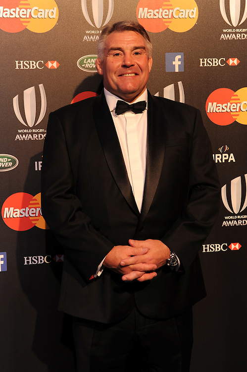 Jason Leonard, president of the RFU, at the World Rugby Awards 2015  - 01/11/2015 - Battersea Evolution, London<br /> Mandatory Credit: Rob Munro/Stewart Communications