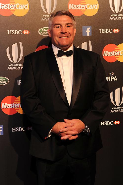 Jason Leonard, president of the RFU, at the World Rugby Awards 2015  - 01/11/2015 - Battersea Evolution, London<br /> Mandatory Credit: Rob Munro/Stewart Communications