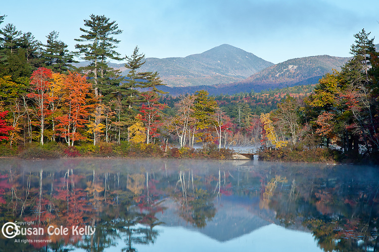 Mount Chocorua  over Chocorua  Lake, Tamworth, NH, USA
