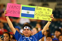 Philadelphia, PA - Wednesday July 19, 2017: Fans during a 2017 Gold Cup match between the men's national teams of the United States (USA) and El Salvador (SLV) at Lincoln Financial Field.