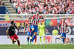 Fernando Torres of Atletico de Madrid in action during their La Liga match between Atletico de Madrid vs Athletic de Bilbao at the Estadio Vicente Calderon on 21 May 2017 in Madrid, Spain. Photo by Diego Gonzalez Souto / Power Sport Images