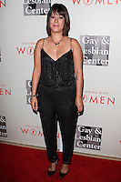 """BEVERLY HILLS, CA, USA - MAY 10: Kimberly McCullough at the """"An Evening With Women"""" 2014 Benefiting L.A. Gay & Lesbian Center held at the Beverly Hilton Hotel on May 10, 2014 in Beverly Hills, California, United States. (Photo by Celebrity Monitor)"""