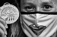PELLEGRINI Federica Italian Champion<br /> 100m Freestyle Women<br /> Roma 12/08/2020 Foro Italico <br /> FIN 57 Trofeo Sette Colli 2020 Internazionali d'Italia<br /> Photo Andrea Staccioli/DBM/Insidefoto