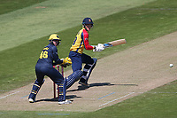 Michael Pepper in batting action for Essex during Glamorgan vs Essex Eagles, Vitality Blast T20 Cricket at the Sophia Gardens Cardiff on 13th June 2021