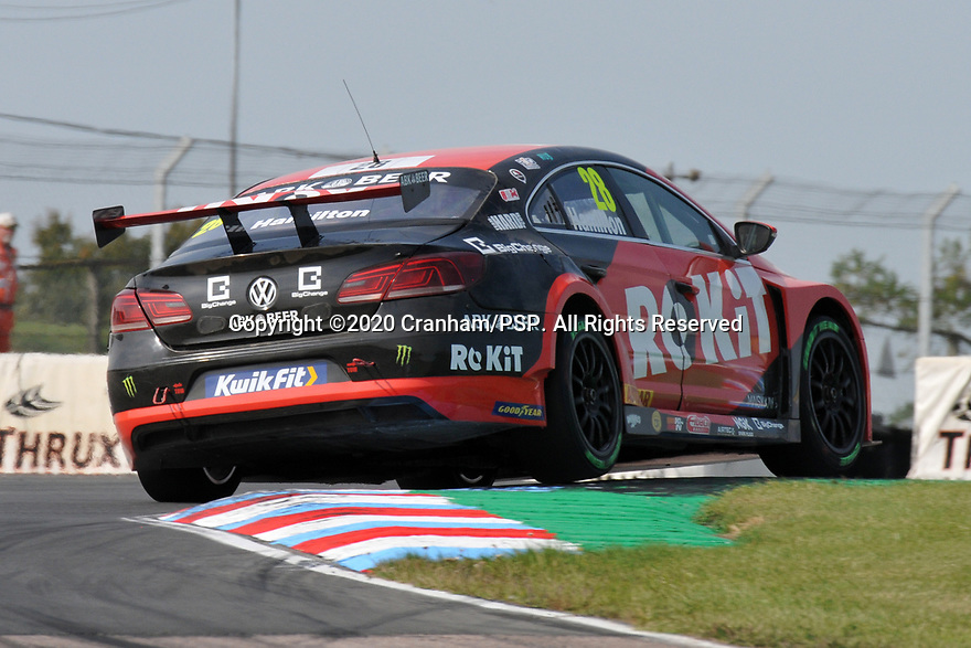 Round 5 of the 2020 British Touring Car Championship.