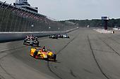 Verizon IndyCar Series<br /> ABC Supply 500<br /> Pocono Raceway, Long Pond, PA USA<br /> Sunday 20 August 2017<br /> Ryan Hunter-Reay, Andretti Autosport Honda<br /> World Copyright: Phillip Abbott<br /> LAT Images<br /> ref: Digital Image abbott_pocono_0817_4664