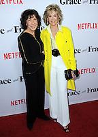 """Premiere of Netflick's """"Grace & Frankie"""""""