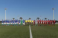 2016 Nike Friendlies Brazil U-17 vs Portugal, December 2, 2016