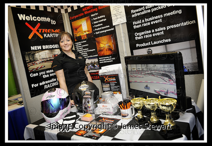 01/05/2008   Copyright Pic: James Stewart.File Name : 50_business_fair.FALKIRK BUSINESS FAIR 2008.XTREME KARTING.James Stewart Photo Agency 19 Carronlea Drive, Falkirk. FK2 8DN      Vat Reg No. 607 6932 25.Studio      : +44 (0)1324 611191 .Mobile      : +44 (0)7721 416997.E-mail  :  jim@jspa.co.uk.If you require further information then contact Jim Stewart on any of the numbers above........