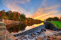 Ponagansett Falls