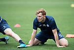 FK Trakai v St Johnstone…05.07.17… Europa League 1st Qualifying Round 2nd Leg<br />St Johnstone training at the LFF Stadium in Vilnius, Lithuania….Pictured Liam Craig during the training session<br />Picture by Graeme Hart.<br />Copyright Perthshire Picture Agency<br />Tel: 01738 623350  Mobile: 07990 594431