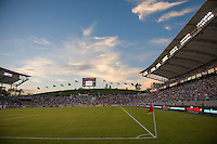 Los Angeles Galaxy vs. San Jose Earthquakes, August 31, 2013