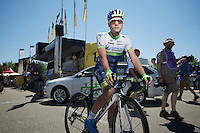 Christian Meier (CAN/Orica-GreenEDGE)<br /> <br /> 2014 Tour de France<br /> stage 12: Bourg-en-Bresse - Saint-Etiènne (185km)