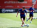 Atletico de Madrid's Santiago Arias during training session. May 25,2020.(ALTERPHOTOS/Atletico de Madrid/Pool)