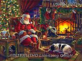 Liz,CHRISTMAS SANTA, SNOWMAN, WEIHNACHTSMÄNNER, SCHNEEMÄNNER, PAPÁ NOEL, MUÑECOS DE NIEVE, paintings+++++,USHCLD0339,#x#