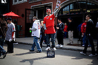 Red Sox Opening Day - Fenway Park