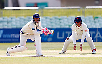 Heino Kuhn bats for Kent during Kent CCC vs Lancashire CCC, LV Insurance County Championship Group 3 Cricket at The Spitfire Ground on 25th April 2021