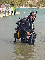BNPS.co.uk (01202 558833)<br /> Pic: DorsetPolice/BNPS<br /> <br /> Pictured: Carvalho Ildelindo da Silveira<br /> <br /> Officers searching for a diver who went missing off the south coast of England have found a body.<br /> <br /> Carvalho Ildelindo da Silveira, aged in his 60s, was last seen diving off the coast of Lulworth Cove at 4.15pm on Saturday.<br /> <br /> He was reported missing four hours later and major searches having since taken place involving police, lifeboat, coastguard and a search and rescue helicopter.<br /> <br /> At around 3.05pm yesterday (Tues), divers from Devon & Cornwall Police, with assistance from the Dorset Police Marine Section, located a man's body in Lulworth Bay.