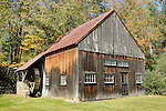 Bob's Water Mill. Built by Robert L. Richardson circa 1900.