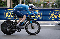 Matteo Jorgenson (USA/Movistar)<br /> <br /> 104th Giro d'Italia 2021 (2.UWT)<br /> Stage 21 (final ITT) from Senago to Milan (30.3km)<br /> <br /> ©kramon