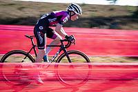 Jinse Peeters (BEL/Proximus-Alphamotorhomes-Doltcini)<br /> <br /> Elite Women's Race<br /> 2021 UCI cyclo-cross World Cup - Zonhoven (BEL)<br /> <br /> ©kramon