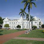Malaysia, Pulau Penang, Penang: Government Buildings | Malaysia, Pulau Penang, Penang: Regierungsgebaeude