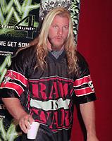 Chris Jericho 1999                                                          By John Barrett/PHOTOlink