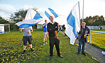 Pix Magi Haroun 26.08.2020<br /><br />REPORTER: Gideon Brooks:<br />Pix shows the first crowd of 150 fans let in to watch Daisy Hill FC v Bury FC. Also Chairman of Bury Chris Murray enjoying his 1st match as Chairman with fans
