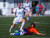 150412 Central League Women's Football - Wellington United v Upper Hutt