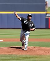 Reynaldo Lopez - Chicago White Sox 2020 spring training (Bill Mitchell)