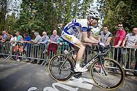 77th Flèche Wallonne 2013..Eliot Lietaer (BEL)