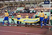 Banner. US Under-17 Men's National Team defeated United Arab Emirates 1-0 at Gateway International  Stadium in Ijebu-Ode, Nigeria on November 1, 2009.