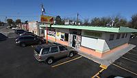 Several Hispanic businesses are found along Sunset Ave. Thursday Nov. 19, 2020 in Springdale. (NWA Democrat-Gazette/J.T. Wampler)