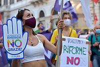 Così No, manifestazione per il no al Referendum costituzionale