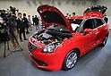 Suzuki brings Indian made Suzuki Baleno to Japanese market