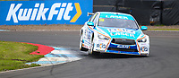 29th August 2020; Knockhill Racing Circuit, Fife, Scotland; Kwik Fit British Touring Car Championship, Knockhill, Qualifying Day; Ashley Sutton took pole position during qualification