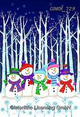Kate, CHRISTMAS SANTA, SNOWMAN, WEIHNACHTSMÄNNER, SCHNEEMÄNNER, PAPÁ NOEL, MUÑECOS DE NIEVE, paintings+++++,GBKM729,#x#