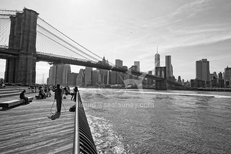 Brooklyn, New York City, New York, United States of America.