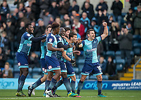 Wycombe Wanderers v Hartlepool United - 26.11.2016