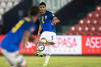 8th June 2021; Defensores del Chaco Stadium, Asuncion, Paraguay; World Cup football 2022 qualifiers; Paraguay versus Brazil;   Casemiro of Brazil