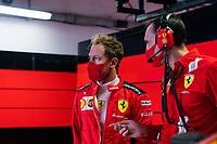 5th September 2020; Autodromo Nazionale Monza, Monza, Italy ; Formula 1 Grand Prix of Italy, Qualifying;  5 Sebastian Vettel GER, Scuderia Ferrari Mission Winnow as Ferrari have another poor day in qualifying