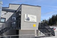 Station der Seefelder Jochbahn - Seefeld 26.05.2021: Trainingslager der Deutschen Nationalmannschaft zur EM-Vorbereitung
