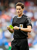 Spanish referee Jose Luis Munuera Montero during La Liga match. September 10,2017.  *** Local Caption *** © pixathlon<br /> Contact: +49-40-22 63 02 60 , info@pixathlon.de