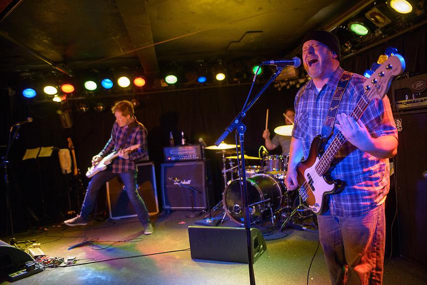 Delmag performs at Koot's Friday.