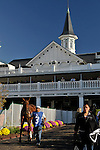 1 November 2009:  Sassy Image take the G3 Pocahontas Stakes at Churchill Downs in Louisville, Kentucky.
