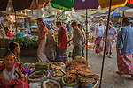 Street scenes, Mandalay, Myanmar