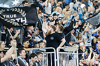 St. Paul, MN - Wednesday April 24, 2019: Minnesota United FC and the Los Angeles Galaxy played to 0-0 tie in a MLS match at Allianz Field.