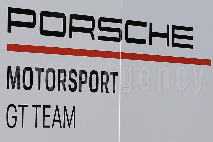 LOGO PORSCHE MOTORSPORT GT TEAM